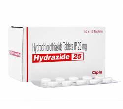 Hydrazide 25 mg (100 pills)