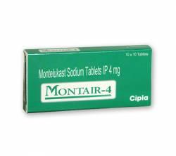 Montair 4 mg (15 pills)