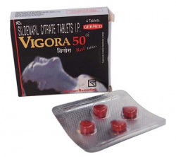 Vigora 50 mg (4 pills)