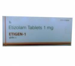 Etigen 1 mg (100 pills)