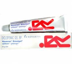 Voveran Emulgel 1% (1 tube)