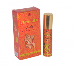 Zenegra Lido Spray 9.5% (1 bottle)