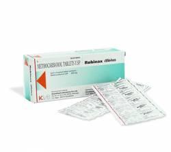Robinax 500 mg (10 pills)