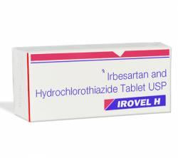 Irovel H 150 mg / 12.5 mg (10 pills)