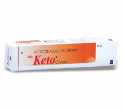 Keto Cream 2% (1 tube)