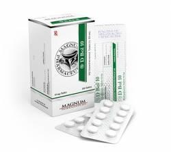 D Bol 10 mg (100 tabs)