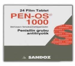 PEN-OS 1000 mg (24 pills)
