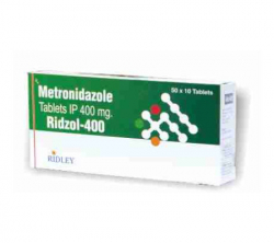 Ridzol 400 mg (10 pills)
