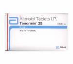 Tenormin 25 mg (14 pills)
