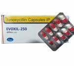 Evoxil 250 mg (10 pills)