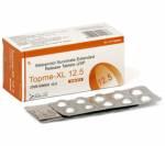 Topme XL 12.5 mg (10 pills)