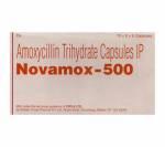 Novamox 500 mg (15 pills)