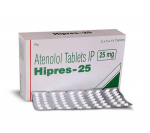 Hipres 25 mg (14 pills)