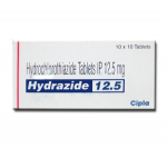 Hydrazide 12.5 mg (100 pills)