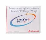Telma H 80 mg (15 pills)