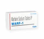 Warf 1 mg (10 pills)