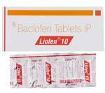 Liofen 10 mg (10 pills)