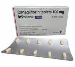 Invokana 100 mg (10 pills)