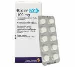 Beloc ZOK 100 mg (20 pills)