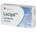 Lacipil 4 mg (28 pills)