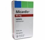Micardis 80 mg (28 pills)