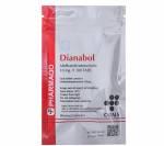 Dianabol 10 mg (100 tabs)