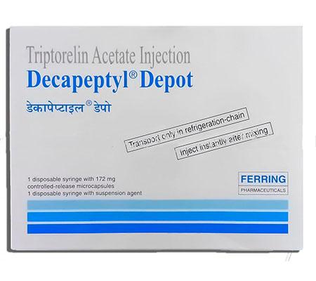 Decapeptyl Depot 3.75 mg