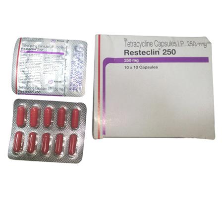 Resteclin 250 mg