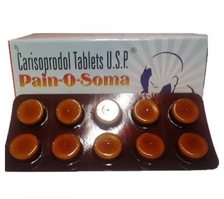 Pain-O-Soma 350 mg