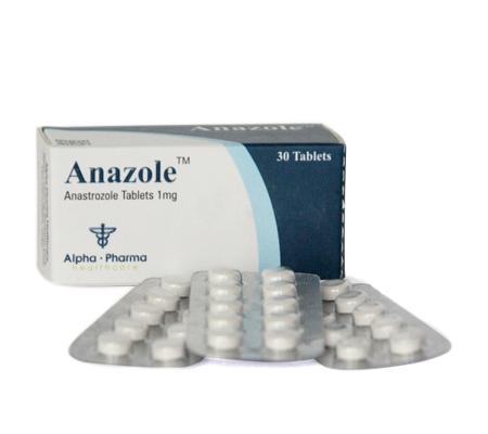Anazole 1 mg