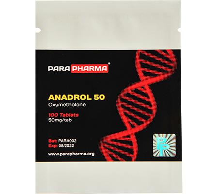 ANADROL 50 mg