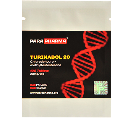 TURINABOL 20 mg