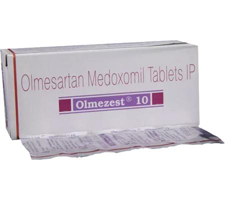 Olmezest 10 mg